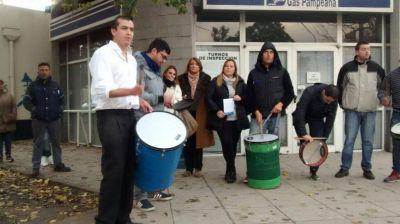 "Con un ""cacerolazo"" Mar del Plata rechazó tarifazo del gas"