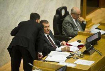 �Nadie nos va apurar�, avis� Jaldo sobre la reforma electoral