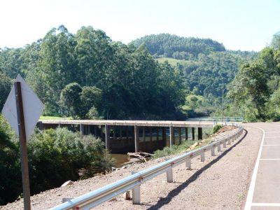 Jorge Franco le pidió a la canciller Malcorra gestiones para habilitar por completo el puente Rosales