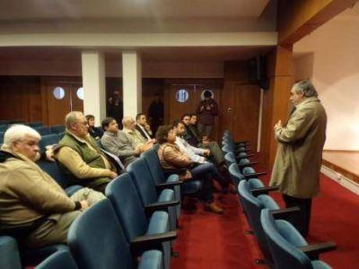 Tarifa El�ctrica de Inter�s Social: se reuni� en Trenque Lauquen la Comisi�n Evaluadora