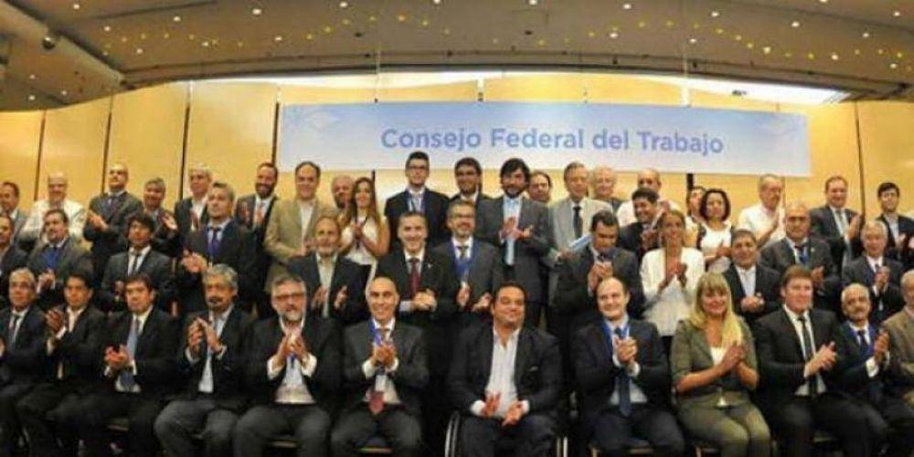 La 94° reunión plenaria del Consejo Federal del Trabajo en Tucumán