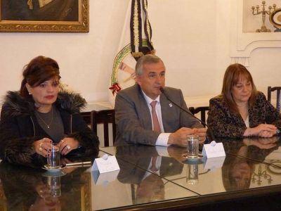 """Morales aseguró que Jujuy va en camino de ser """"una provincia verde en serio"""""""