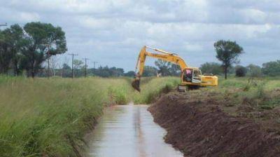 Es inminente el llamado a licitación por la obra del azud de Cruz Bajada sobre el río Salado