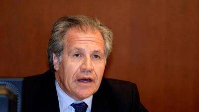 Con aval de EE.UU. y Brasil, la OEA debat�a la moci�n argentina de di�logo en Venezuela