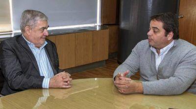 Das Neves y Triaca firman convenios de capacitación profesional