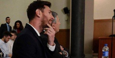 Messi ante el Tribunal: