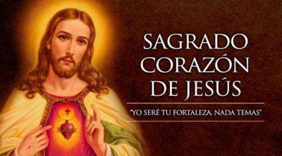 Hoy la Iglesia celebra al Sagrado Corazón de Jesús