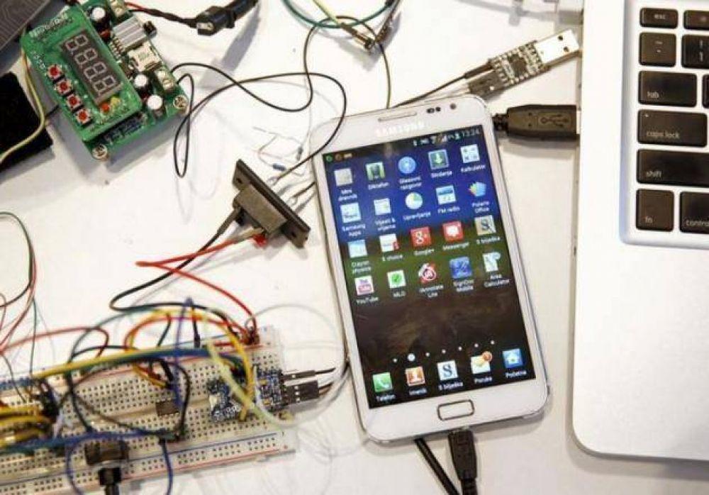 Avances. Samsung presentó su primer Smartphone Kosher