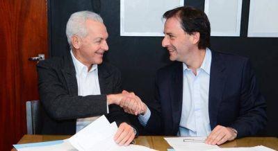 """Costantini desembolsará $15 millones para reconstruir el puente de """"La Arenera"""""""