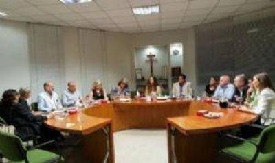 Salta fue sede de las jornadas de la Comisión Argentina de Turismo Religioso de FAEVYT