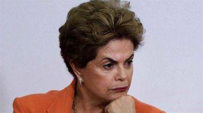 Buscan acelerar el juicio político a Dilma
