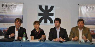 En marcha!!! Establecieron prioridades de obras para el Puerto de Mar del Plata
