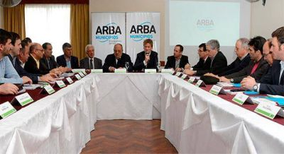 ARBA firm� convenio con el Municipio para mejorar la recaudaci�n