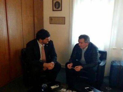 Prefectura, Gendarmer�a y la PSA colaborar�n con el municipio en materia de seguridad