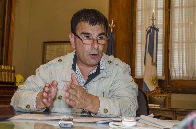 EL MUNICIPIO PRESENTÓ UNA SOLICITUD DE RECATEGORIZACIÓN DE AZUL POR ZONA FRÍA
