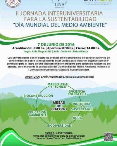 II Jornadas de sustentabilidad por el Día Mundial del Medio Ambiente