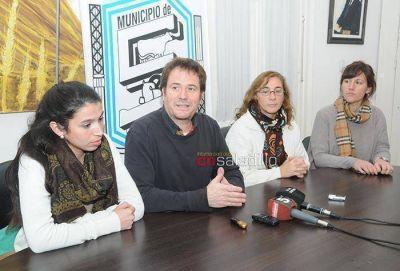 Desde el municipio convocan a participar en la convocatoria por 'NiUnaMenos