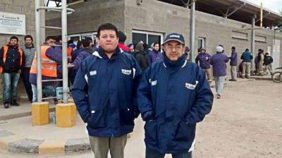 URGARA realiza el segundo día de paro en la empresa Viluco por despidos