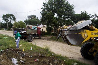 Mediante una contratación directa, el municipio de Villa Gesell cubrirá la recolección de residuos