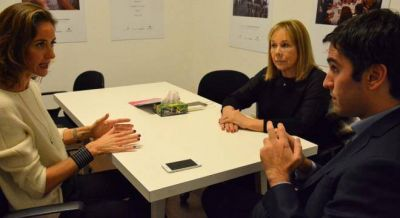 Vidal acerca a Agustina Ayllón al PRO y ya suena como candidata a diputada