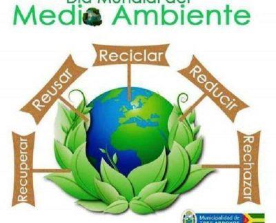 Lanzan cronograma por la Semana del Medio Ambiente