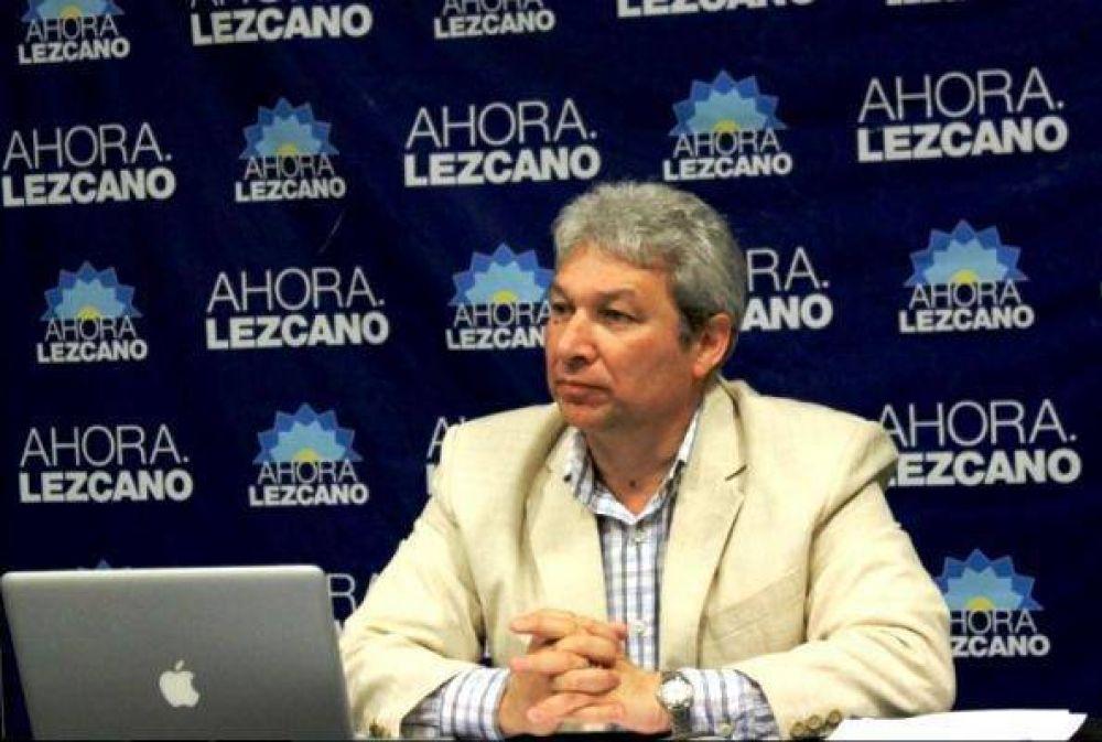 Lezcano insiste en la unidad de la CGT