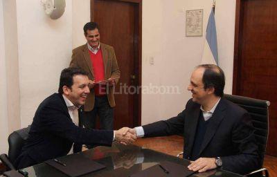Lazos de colaboración con el municipio de Godoy Cruz