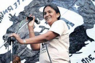 Milagro Sala denuncia malos tratos en la c�rcel y eval�a hacer una huelga de hambre
