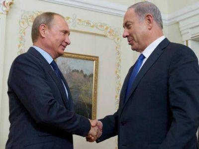 El primer ministro Netanyahu iniciará mañana un viaje de dos días a Rusia