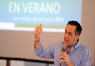 Finocchiaro con agenda en Carmen de Areco y Exaltación de la Cruz