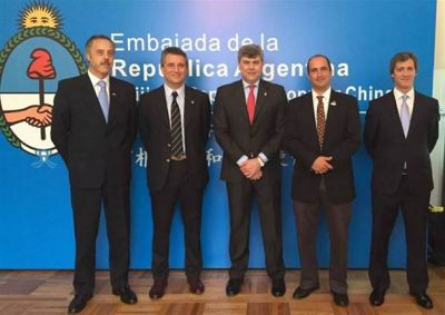Argentina mostró su potencial productivo en el G20 Agrícola realizado en China