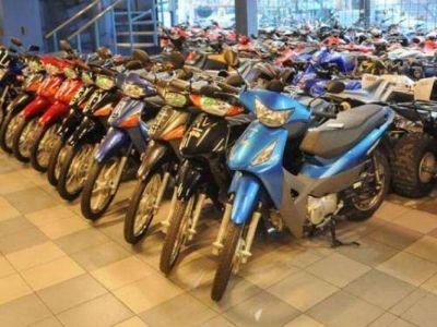 Las ventas de motos aumentaron un 19,3% en Salta