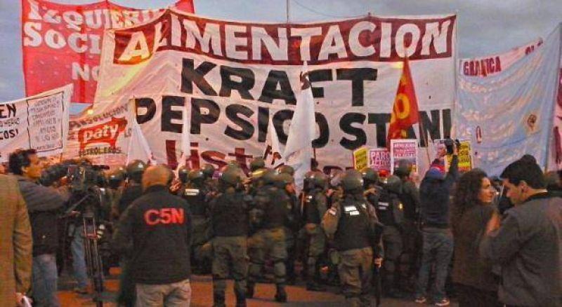 Trabajadores de empresas radicadas en la Provincia anunciaron corte en la Panamericana
