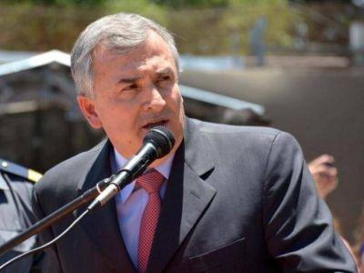 """Morales a diputados fellneristas: """"parece que recién bajaron de un plato volador, acá los que lo vaciaron fueron el gobierno anterior"""""""
