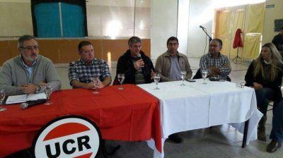 El Comité Chubut de la UCR le pidió a Nación mayor comunicación y análisis