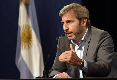 Frigerio prometió asistencia financiera a intendentes del FPV en Santa Cruz
