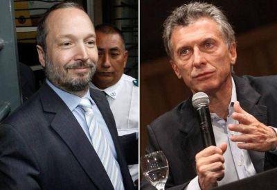 Mart�n Sabbatella denunci� a Mauricio Macri por