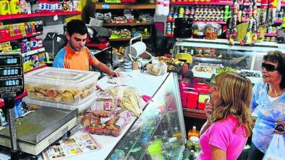 El bloque Peronista-FPV present� un proyecto para proteger comercios familiares