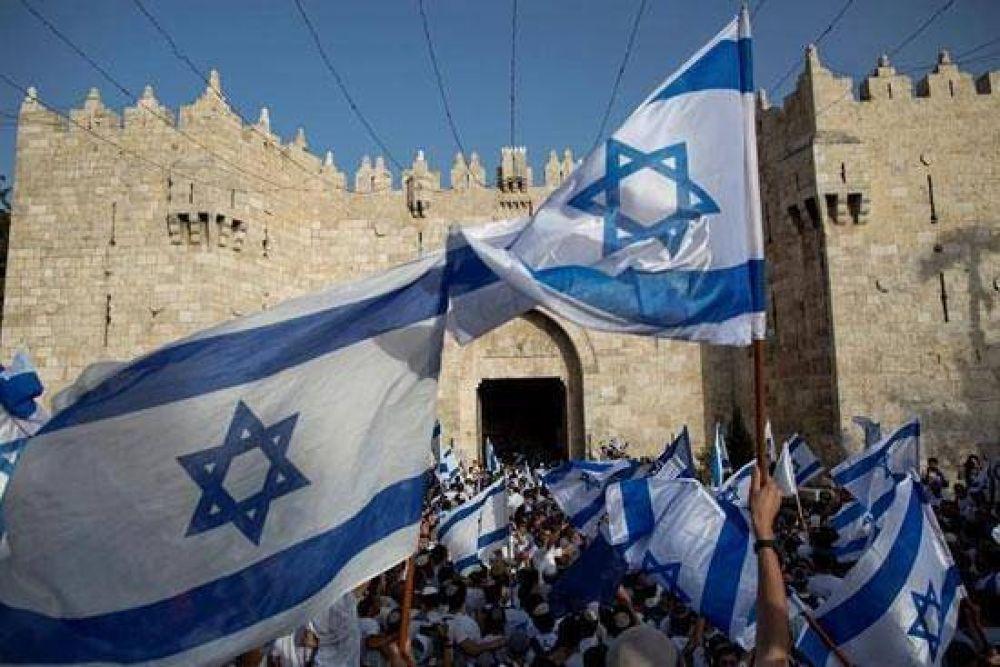 Miles de israelíes participaron del