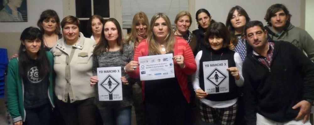 Sindicatos lanzan mesa para la igualdad de género y oportunidades