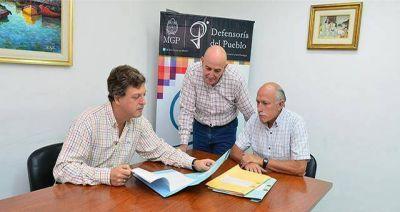 Por la suba de la TSU Defensores del Pueblo pidieron una reuni�n con concejales