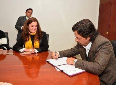 El máximo ente Internacional de Migraciones celebró un acuerdo con la Municipalidad