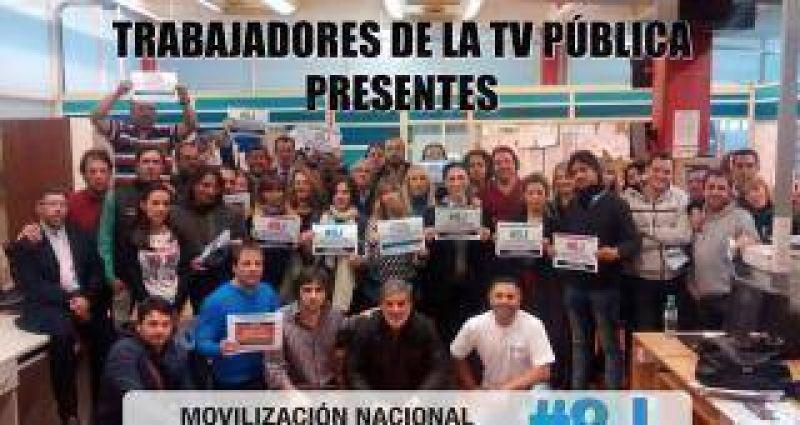 Trabajadores de prensa de todo el país marcharán el 8 de junio