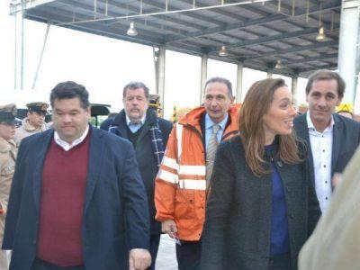 Vidal y Nedela garantizaron la continuidad de los trabajadores Tec-Plata
