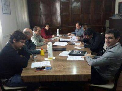 Concejo: López Di Fondi y Ariel Sánchez promocionaron el nuevo portal impositivo municipal