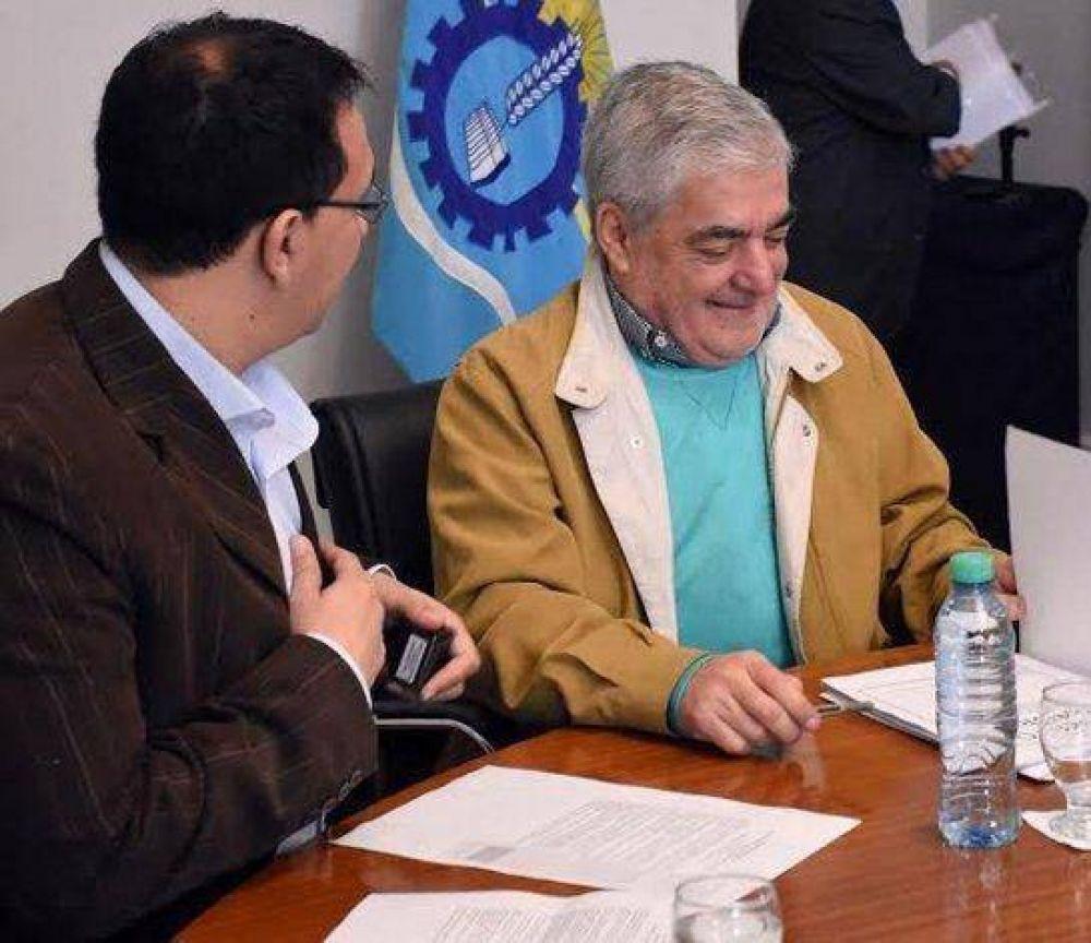 Das Neves define las obras que Chubut pedirá incluir en el Presupuesto nacional