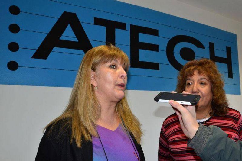 ATECh baraja un nuevo paro para el 14 de junio