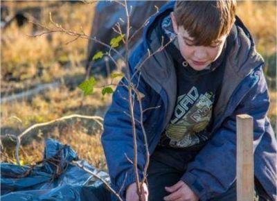 Alumnos de Ushuaia realizarán la promesa ambiental