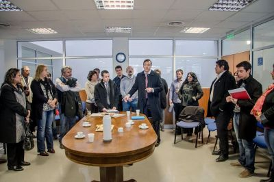Soria acusó a Weretilneck de avalar el tarifazo de gas