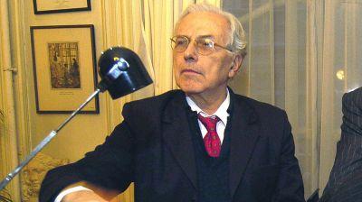 Murió Torcuato Di Tella, ex secretario de Cultura